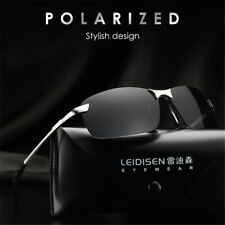 HD Polarized Sunglasses Mens Driving Aviator Glasses UV400 Outdoor Sport Eyewear