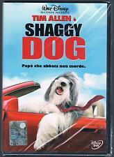 SHAGGY DOG PAPA' CHE ABBAIA NON  MORDE  DVD DISNEY  SIGILLATO!!!