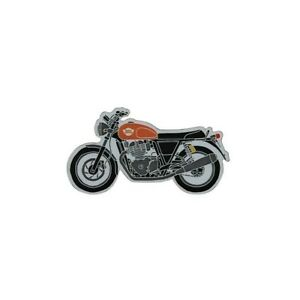 Royal Enfield Interceptor 650 Twin Motorcycles Retro Custom Bike Fridge Magnet