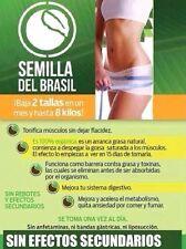 semilla de brasil fat burner