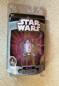 STAR WARS Make A Wish (2007) -- R2-KT SDCC Exclusive -- Sealed / In Protector