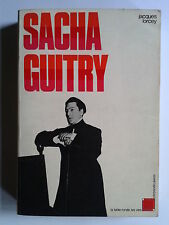 Sacha Guitry par Jacques Lorcey - 1971