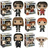 Pop Harry Potter Vinyl Figure Toys Kids Gift Decorations In Box Hot