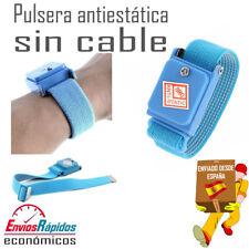Pulsera Antiestatica Inalámbrica ajustable SIN CABLES