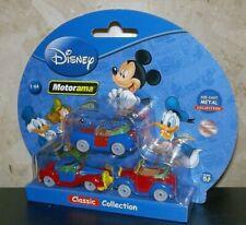 Disney Motorama Classic Collection Diecast Metal Cars , 1:64