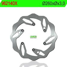 962140X DISCO FRENO NG Anteriore KTM EXC SIX DAYS 125 98-16