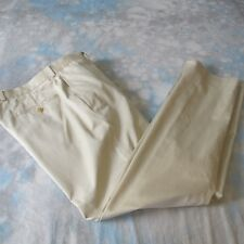 John W. Nordstorm Sz 36/34 Khaki Wrinkle Free Smart Care Men's Dress Pants