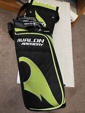 Avalon Field Quiver Tec One Great For Target Archery Including Field Rh/Lh
