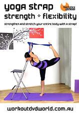 Yoga EXERCISE DVD - Barlates Body Blitz YOGA STRAP STRENGTH + FLEXIBILTY!
