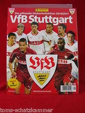 Panini VfB Stuttgart 2010/2011 Album Leeralbum 10/11