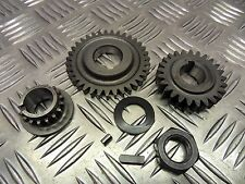 Suzuki DRZ 400 Primary engine drive gears