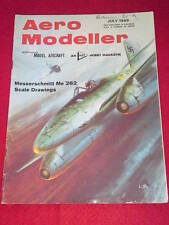 AERO MODELLER - MESSERSCHMITT Me 262 - July 1969 # 402
