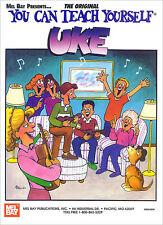 You Can Teach Yourself Uke Ukulele Book Beginner New