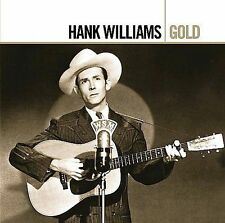 Gold by Hank Williams (CD, Jun-2005, 2 Discs, Mercury Nashville)