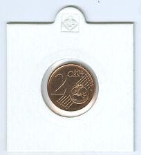 BRD  2 Cent  stempelglanz  (Wählen Sie zwischen: 2002 - 2020 und ADFGJ)