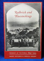 Redbrick and Bluestockings Women at Victoria 1899-1993 University Wellington NZ