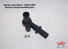 Harley Davidson DB Killer / Eater REMUS Tuning Silencer IRON 883 2007-2013