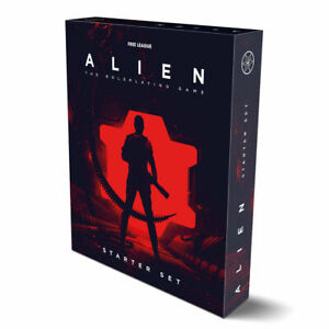 Alien RPG Starter Set - Free League Roleplaying Game - New and Sealed