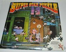 SUPER STAR PUZZLE Top Secret LOUP 1982 Heye complete