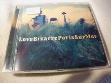 Love Bizarre -  Paris Sur Mer  CD - OVP