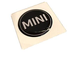 42mm MINI Resin 3D Gel Badge  Modern New  Mini R53 Bonnet
