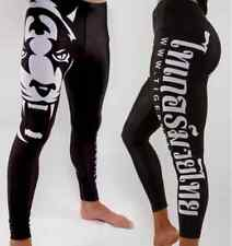 Tiger bjj muay thai mma boxing muaythai rashguard Trouser shorts M L XL 2XL 3XL
