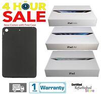Apple Refurbished iPad 2/3/4 Mini/2 Air/2 16GB/32GB/64GB/128GB WiFi+Cellular