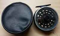 Vintage ABU Fly Max 389 Trout / Salmon Fly Fishing Reel With Original Soft Pouch
