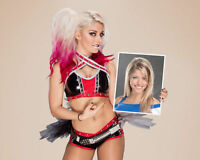 GLOSSY PHOTO PICTURE 8x10 Alexa Bliss Portrait In The Hand