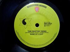 BAND OF LIGHT  - THE DESTINY SONG / OVER ''B'' - 1973 AUSSIE 7'' - Ian Rilen,  X