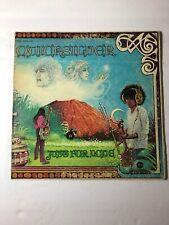 QUICKSILVER MESSENGER SERVICE JUST FOR LOVE LP 1970 ORIGINAL Gatefold Vinyl VG+