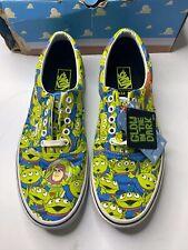 NEW Toy Story x VANS Disney Men's 11 Low Era Shoes Pixar Aliens Glow in the Dark