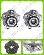 REAR WHEEL HUB BEARING ASSEMBLY LEXUS RX350 RX450h 4WD TOYOTA HIGHLANDER PAIR