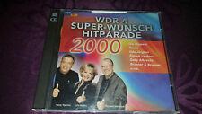 CD WDR 4 Super Wunsch Hitparade 2000 - Album 2Cds 2000