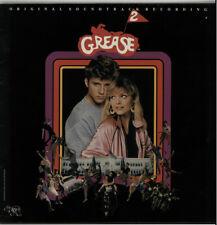 Grease 2 (Original Soundtrack Recording) 1982 RSO vinyl NEW sealed rare