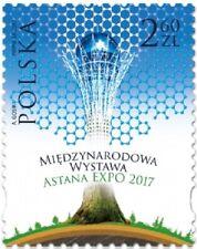 Poland / Polen 2017 - Mi 4913** Astana EXPO 2017