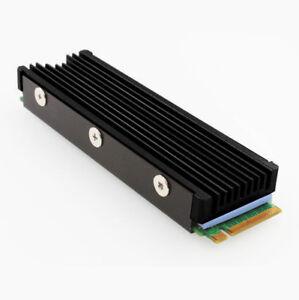 5/lot WARSHIP M.2 NVMe Heatsink NGFF PCIE 2280 Internal SSD Cooling Radiator Fin