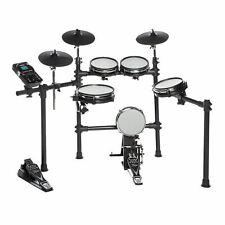 Fame DD-6600 E-Drum Set, Elektronisches Schlagzeug-Set mit 408 Sounds, Dual Zone