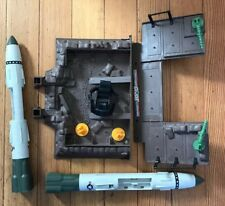 G.I. Joe Rocket parts Lot For Repair
