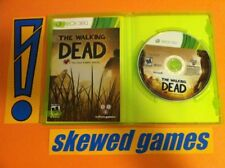 The Walking Dead The Game - Tell Tale Games - XBox 360 Microsoft COMPLETE