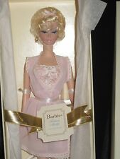 2001 Barbie LINGERIE Silkstone Body Fashion Model Collection #55498 NRFB