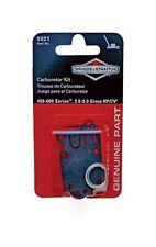 B&S Carburetor Kit For 2-5 Hp B&S Horizontal Engines
