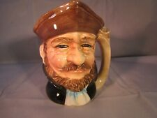Magrou Pirate Large Size Vintage Toby Style Jug Made in Portugal
