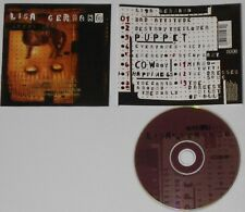 Lisa Germano  Happiness  - U.S. promo cd Gold DJ Stamp