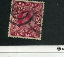 Scott 140 Great Britian Stamp Cancelled 9741E