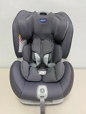 Chicco Seat Up 012 Kindersitz Gruppe 0+/1/2 ab Geburt bis 25 kg grau HS7456K GSG