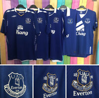 Everton Football Shirt, 2007/08/09/13/14/15/16, Great, MINT, NEW,