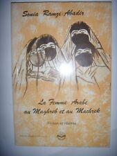 La Femme arabe au Maghreb et au Machrek: Fiction et réalités, 1986, BE