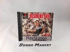 RESIDENT EVIL 1 - SONY PS1 PS2 PS3 PSX PLAYSTATION 1 2 3 ONE - PAL ITA ITALIANO