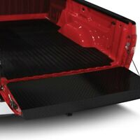 For Ford F-250 Super Duty 17-20 Dee Zee Black-Tread Full Tailgate Protector